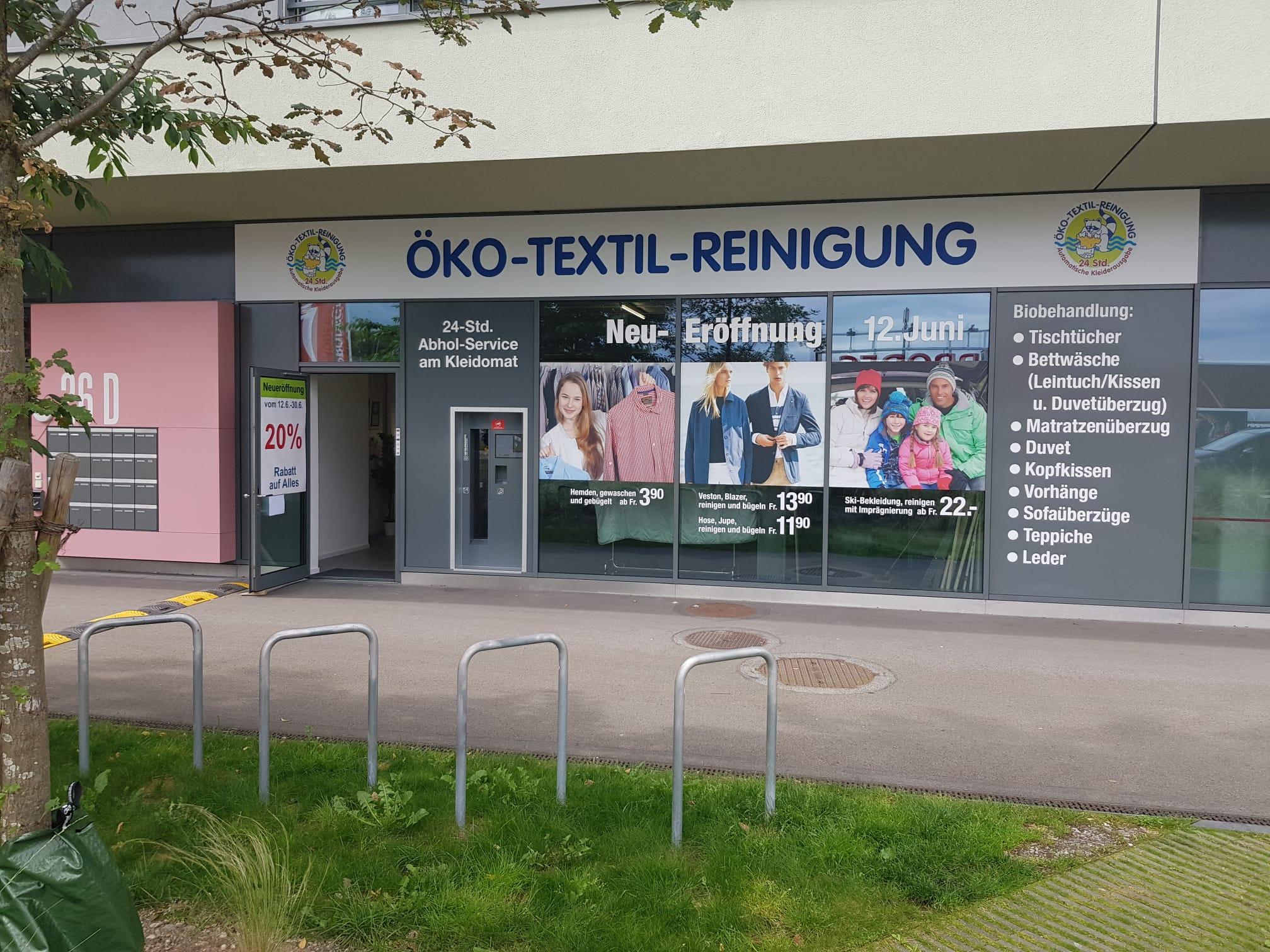 Oeko-textil-Reinigung-Pratteln-Aussenansicht